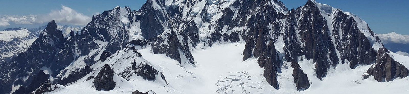 Mont Blanc Tour from Chamonix